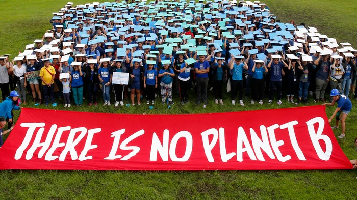 The Global Climate Strike Is Already Massive, and It's Only Been a Few Hours