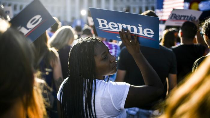 Young Women Actually Make Up More of Bernie's Base Than Men Do
