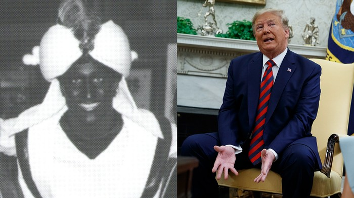 Even Donald Trump Is at a Loss for Words on Justin Trudeau's Blackface Scandal