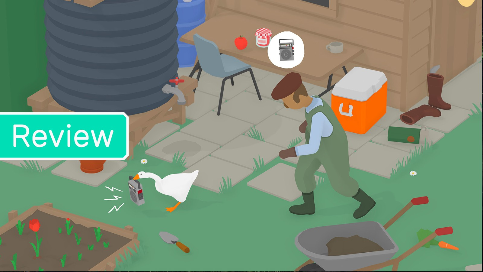'Untitled Goose Game' Is Like Playing Hitman... as a Goose