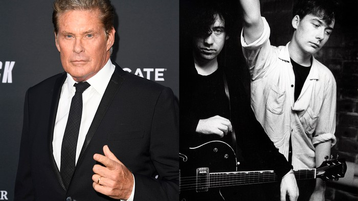 David Hasselhoff Is About to Become a Post-Punk Icon