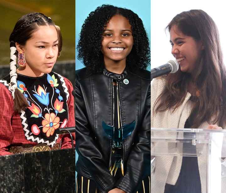 greta thunberg isn't the only young climate activist you need to know