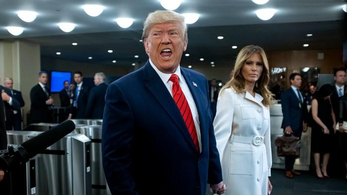Trump's Ukraine Transcript Damn Sure Won't Be Enough to Stop the Impeachment Train