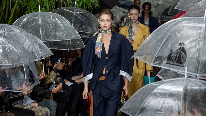 old glamour beckons a new dawn at lanvin