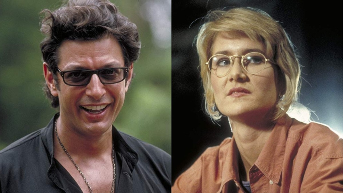 Jeff Goldblum and Laura Dern Are Coming Back for the 10,000th Jurassic Park Movie
