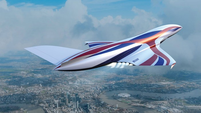 This 'Spaceplane' Could Get You from Sydney to London in Four Hours