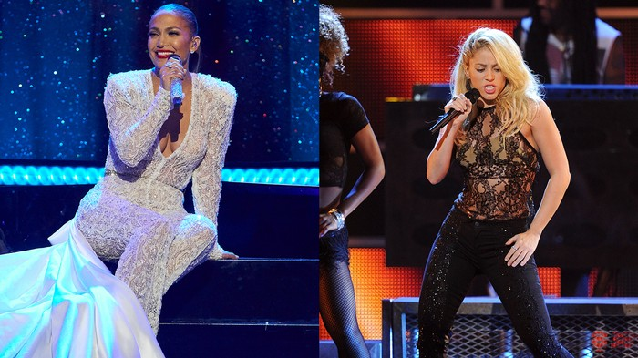 Jennifer Lopez and Shakira Are Headlining the Super Bowl 2020 Halftime Show
