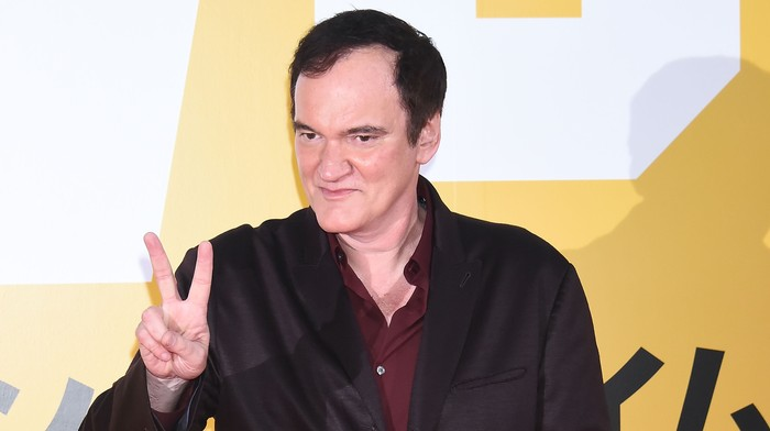 Tarantino's Next Big Project Is... a Book About a Guy Who Loves Movies
