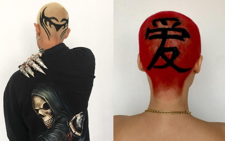 meet the creative mind behind this viral hair art on instagram