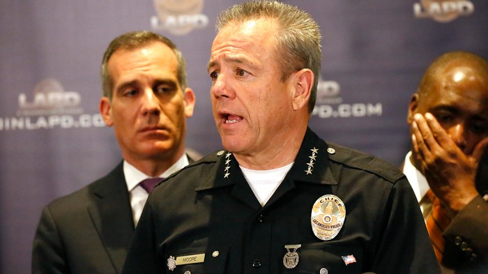 The LAPD's Job Ad Ending Up on Breitbart Is Hardly a Mystery