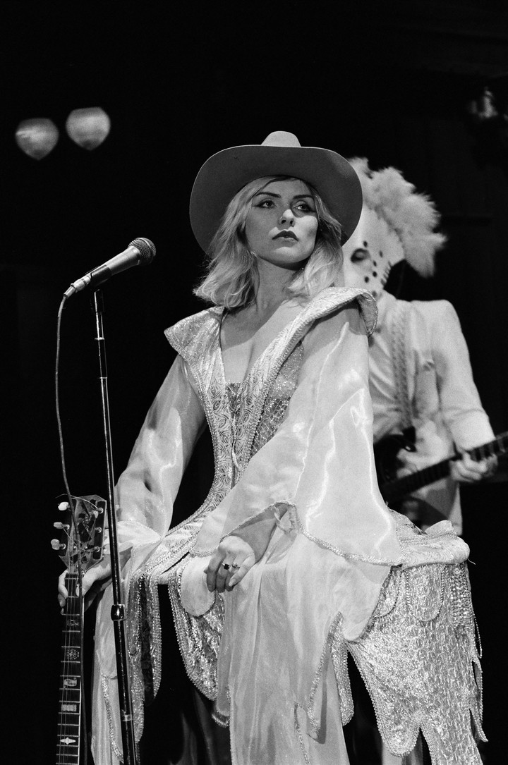 7 of Debbie Harry's most iconic outfits