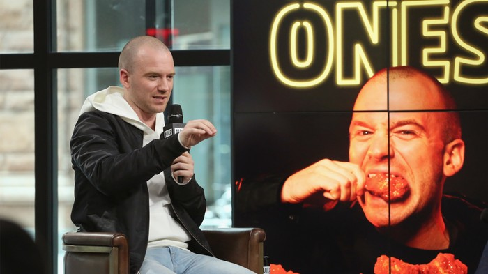 MTV Awkwardly Ripped Off 'Hot Ones', and Host Sean Evans Noticed
