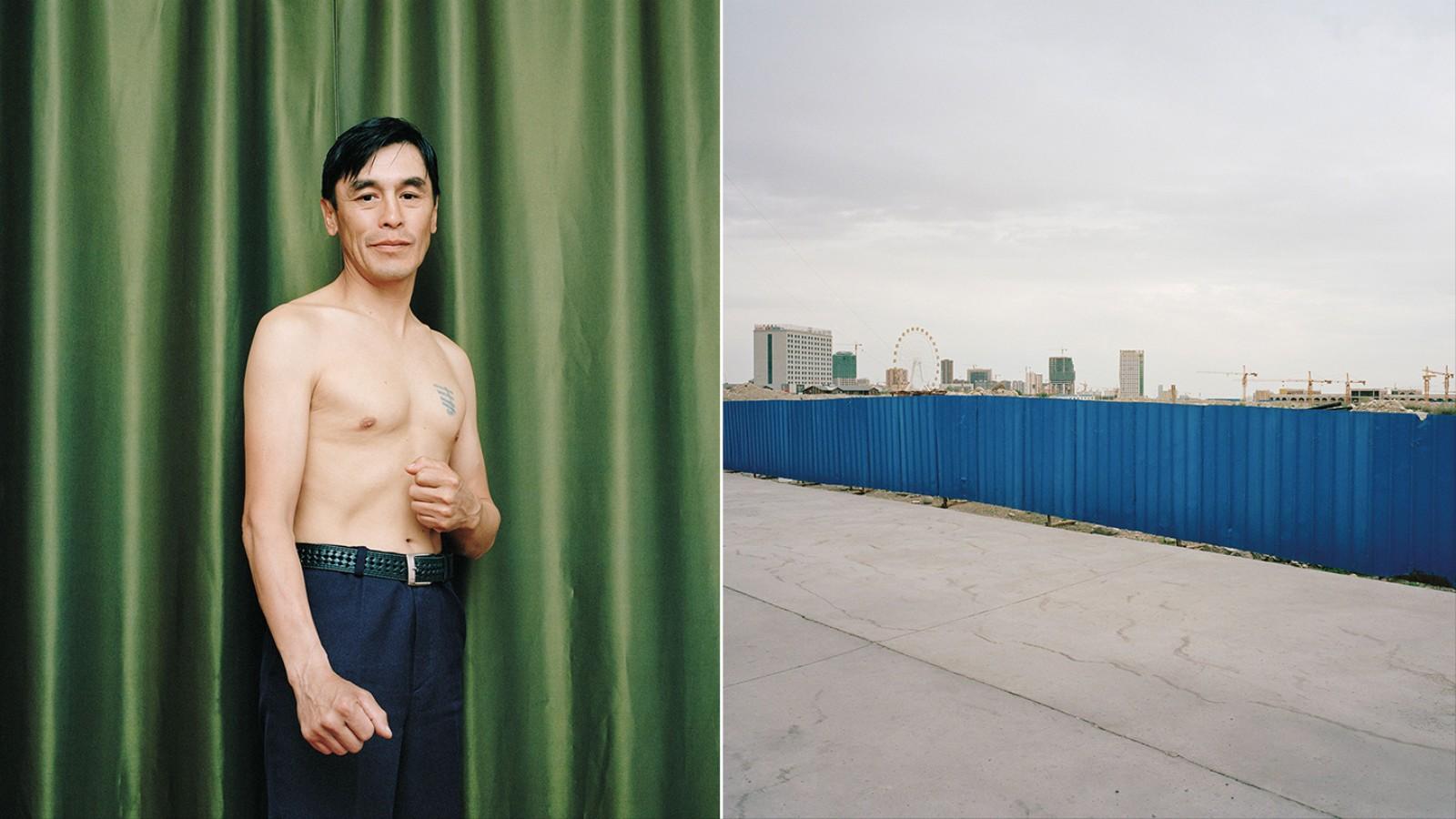 Khorgos, la nouvelle ville industrielle perdue dans la steppe kazakhe