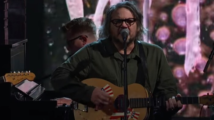 Watch Wilco Continue to Be an Extremely Good Band on 'Colbert'