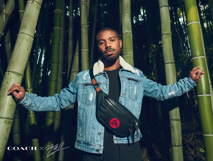 coach drop 'naruto'-inspired collection in collaboration with michael b. jordan