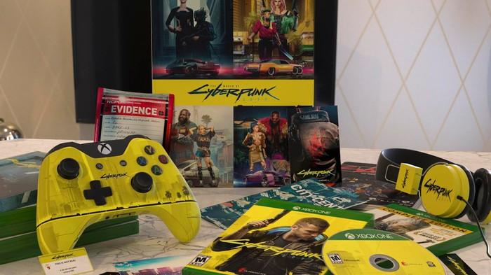 A 'Cyberpunk 2077' Fan Spent 60 Hours Rendering a Fake Unboxing in CGI
