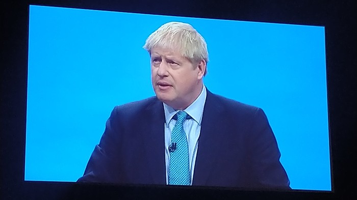 Boris Johnson's Big Speech Proved the Tories Don't Care About You