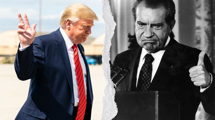 'Uncharted Ground': All the Ways This Impeachment Fight Is Nothing Like Watergate