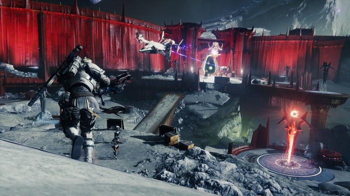 My First 24 Hours With 'Destiny 2: Shadowkeep' Largely Involved Not Playing