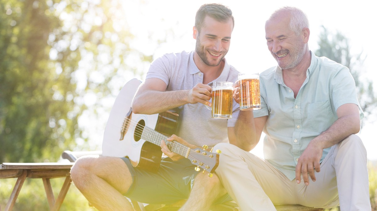 Both Parents' Drinking Habits Matter When They're Trying to Have a Baby