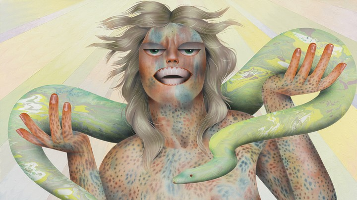 """At Frieze, """"Leave Britney Alone!"""""""