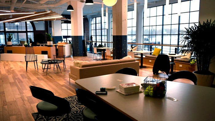 WeWork Is Imploding. More Co-Working Spaces Could Be Next