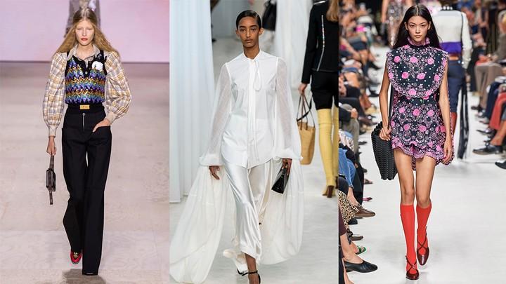 post-post-apocalyptique : à paris, la mode rêve d'un futur joyeux