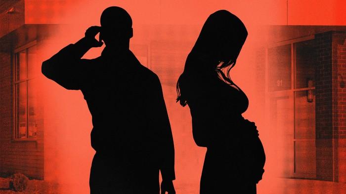 Ela queria fazer um aborto. O FBI diz que o ex dela ameaçou colocar uma bomba na clínica.