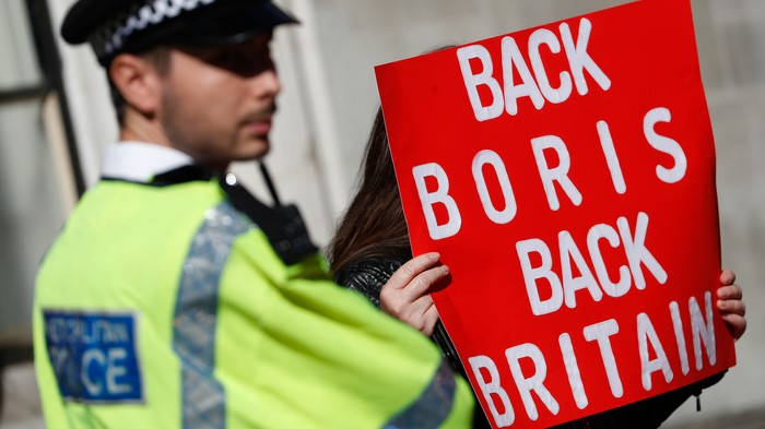 Brexit Delays Are Fueling a Dangerous Rage Among Britain's Far-Right