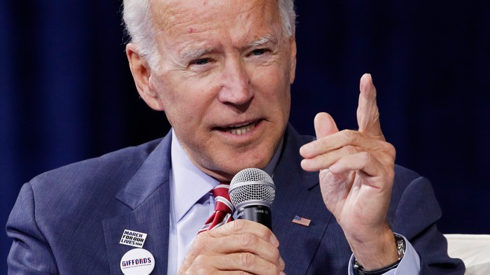 Joe Biden Is Getting Smoked by Bernie and Mayor Pete In Fundraising