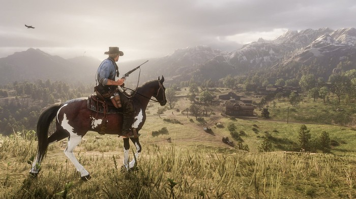 'Red Dead Redemption 2' Coming to PC on November 5