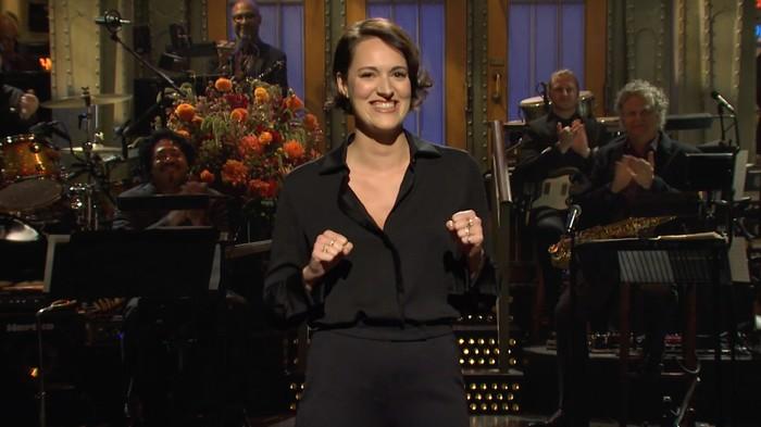 Phoebe Waller-Bridge Just Gave the Best 'SNL' Monologue in Years
