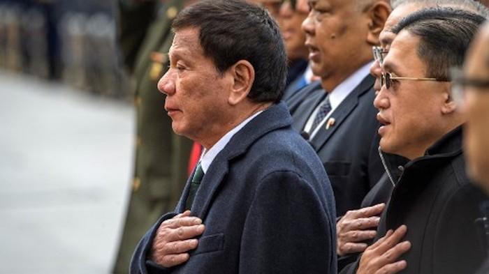 Philippine President Duterte Said He Suffers From Rare Autoimmune Disease