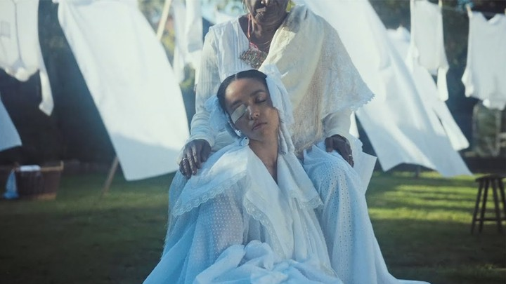 fka twigs just dropped a new music video