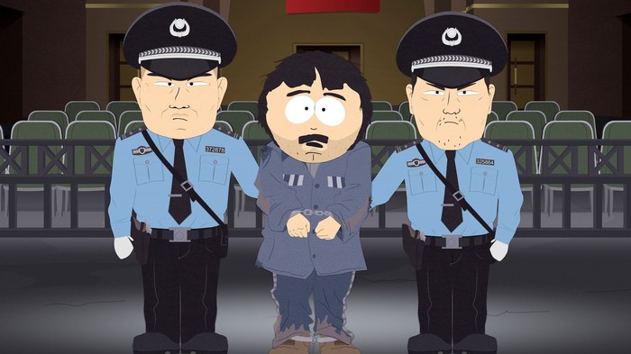 After a 'South Park' Censorship Episode, China Deleted the Entire Show From the Web