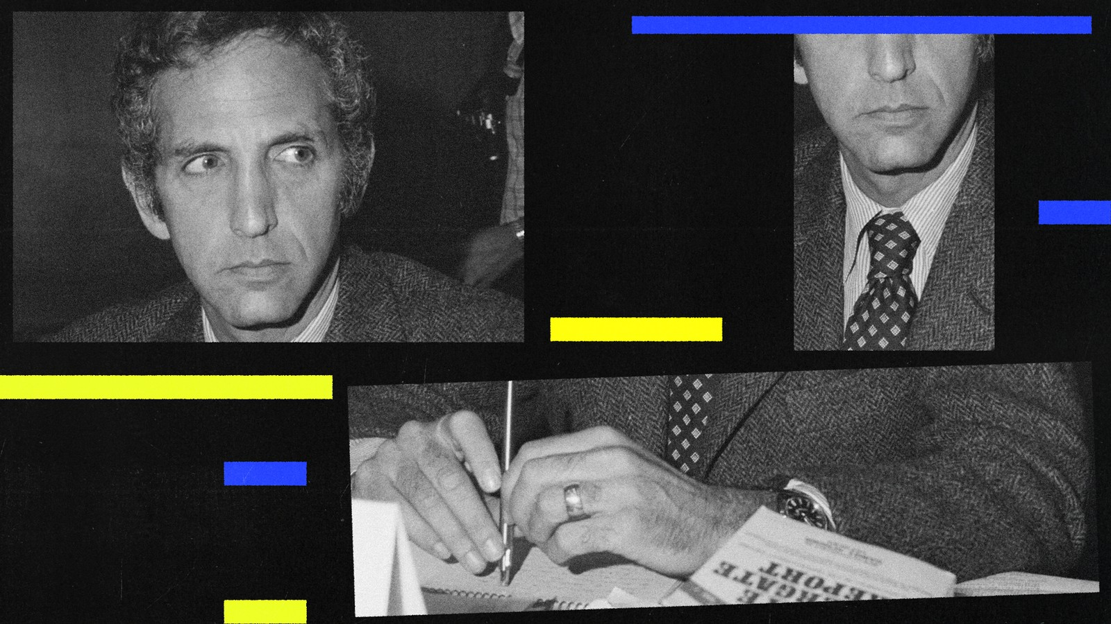 Daniel Ellsberg Has Some Thoughts on Trump's Whistleblower