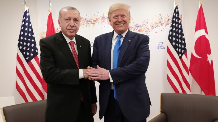 Nobody Knows What the Hell Trump is Doing in Northern Syria