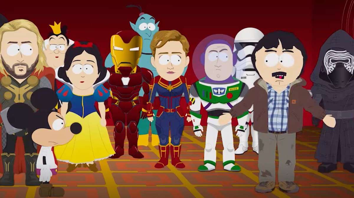 Watch the 'South Park' Episode That Got the Show Banned in China