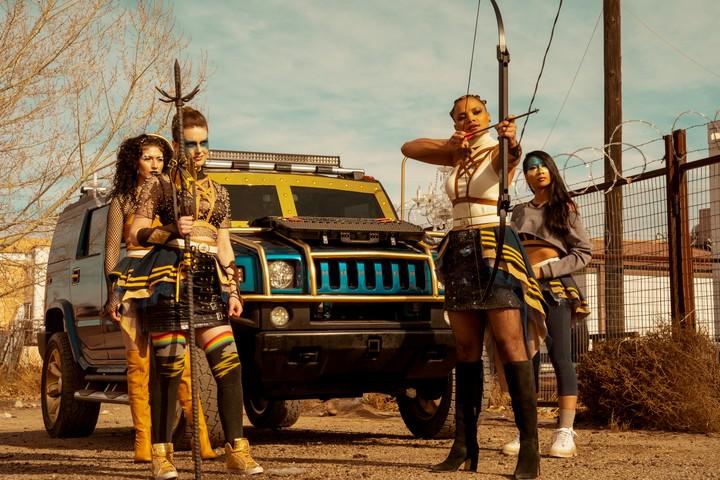 netflix's new teen zombie apocalypse show looks really good
