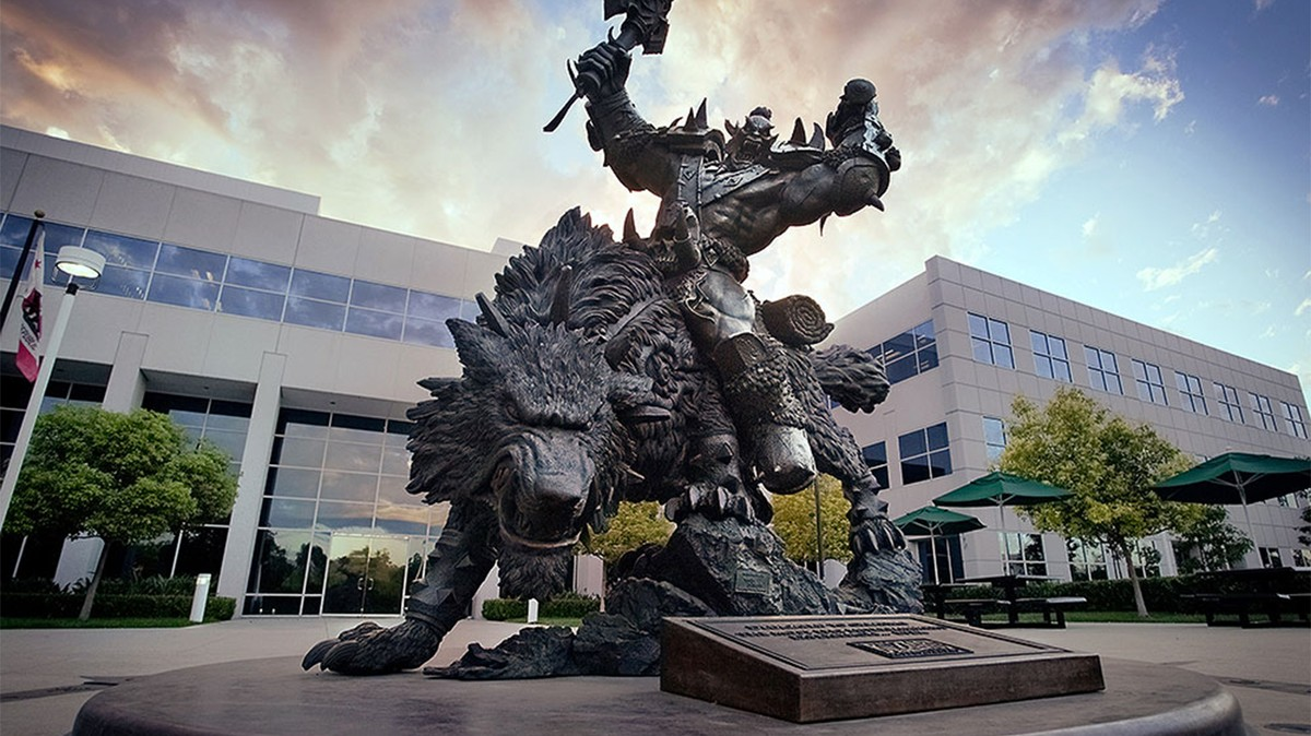 Blizzard's Hong Kong Screw-Up Is Officially an International Incident