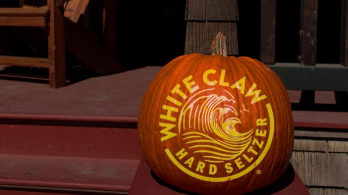 Here Are the Inevitable 'Sexy' White Claw Halloween Costumes
