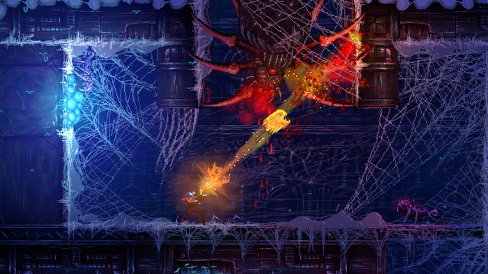 'Valfaris' Is the Badass Baby of Iron Maiden and Contra. It Rules.