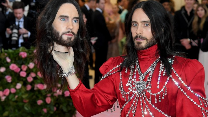 the curious case of jared leto's missing severed gucci head