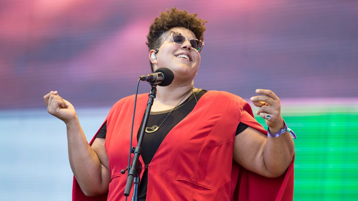 Brittany Howard Turns an Endless Road Trip into 'Anti-Music' on Solo Debut