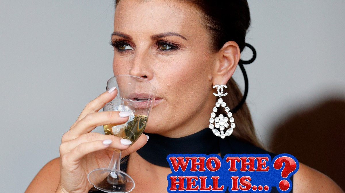 Who the Hell Is Coleen Rooney?