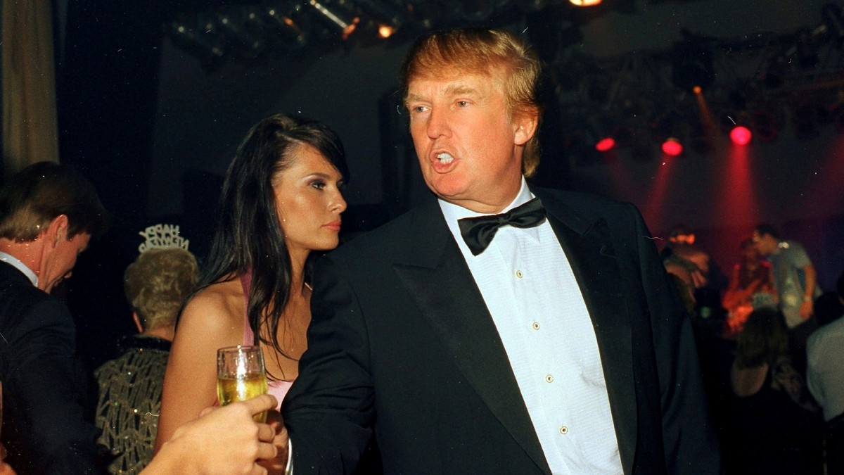 Donald Trump Kissed and Grabbed a Woman by the Vagina, New Book Alleges