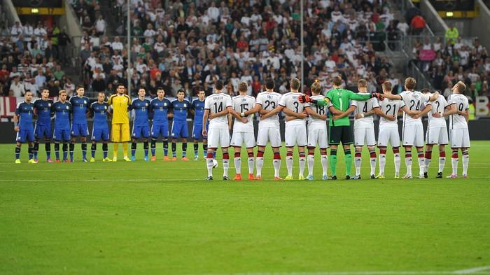 Nach dem Attentat in Halle: Dieser Fußballfan sollte uns allen ein Vorbild sein