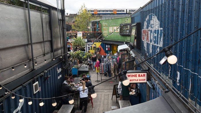 Pop Brixton Is Yet to Make a Profit