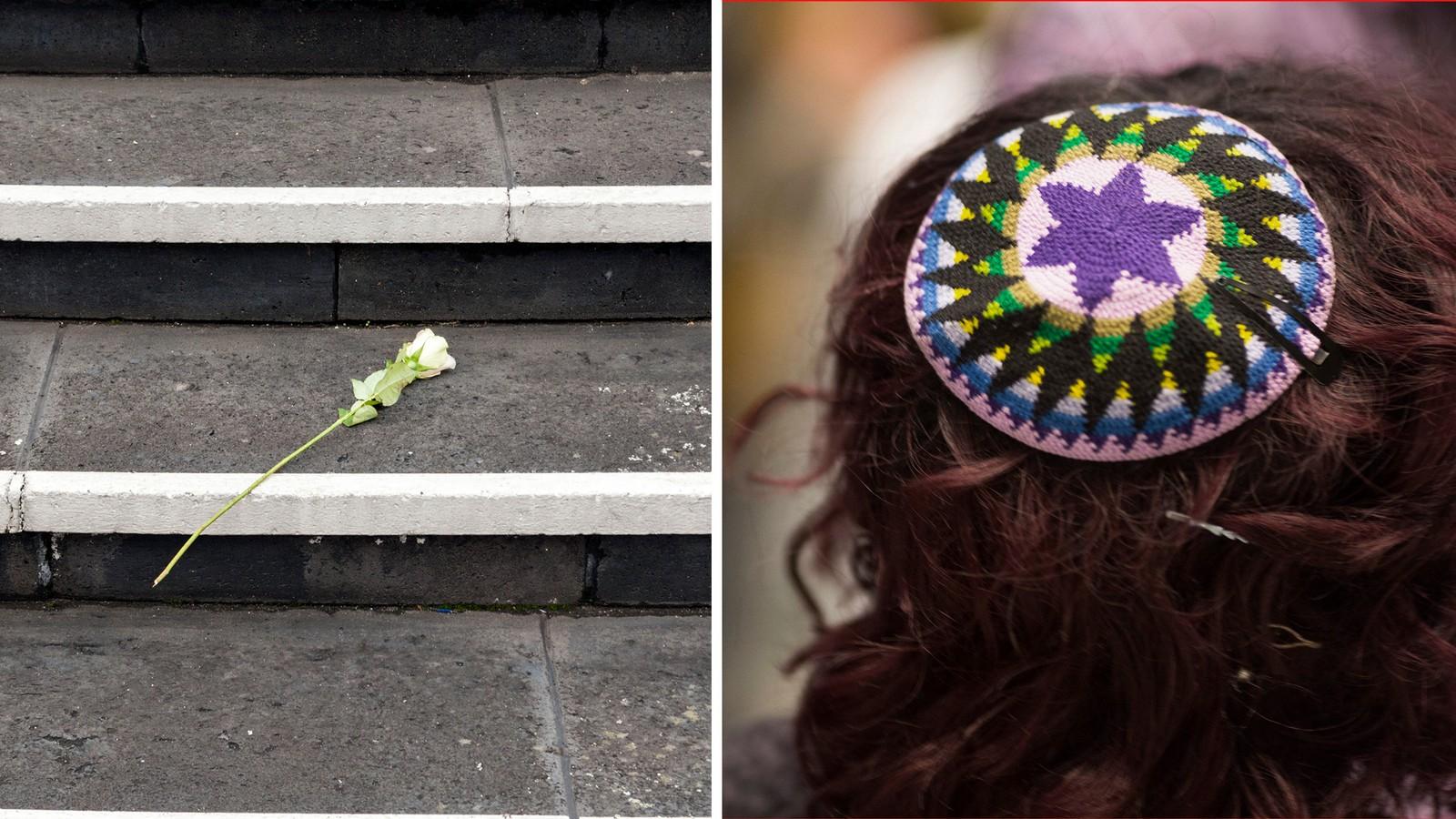 Wir haben Juden und Jüdinnen gefragt, wie es ihnen nach dem Anschlag geht