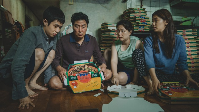 In 'Parasite,' Food Is a Violent Weapon of Class Struggle